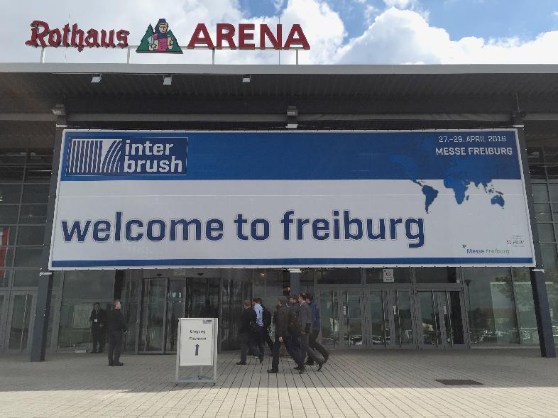 01-Interbrush 2016 Bürstenmesse Freiburg